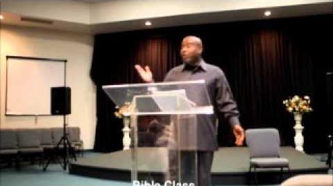 "Pastor Patrick Sanders ""7 Dispensations"""