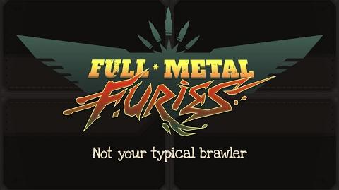 Full Metal Furies - Announcement Trailer