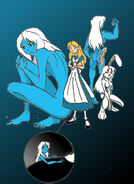 Wonder Alice, Through a Broken Looking Glass