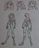 FMK, Poison Ivy Rogue outfit