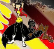 Wendy Moxen, The Dreaming Scheming Kitsune