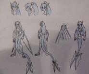 Liz Azura, Hybrid form