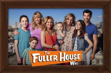 Fuller house promo pictures for bands