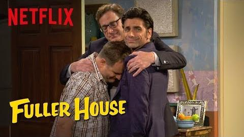 Fuller House Anniversary Celebration Netflix