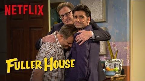 Fuller House Anniversary Celebration Netflix