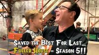 FULLER HOUSE SEASON 5 BEHIND THE SCENES - Our first day back!-0