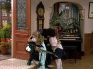 Girls with Uncle Jesse - Full House,S1 - Our Very First Show