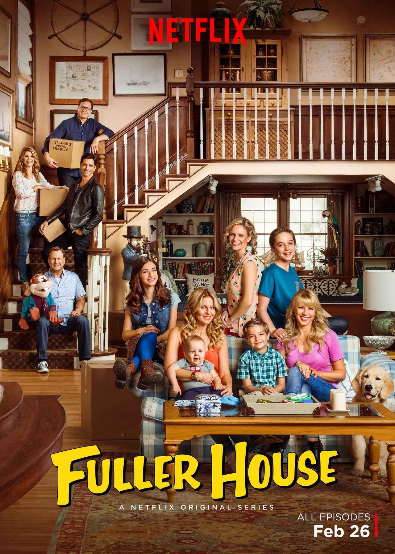 Watch Full House Online