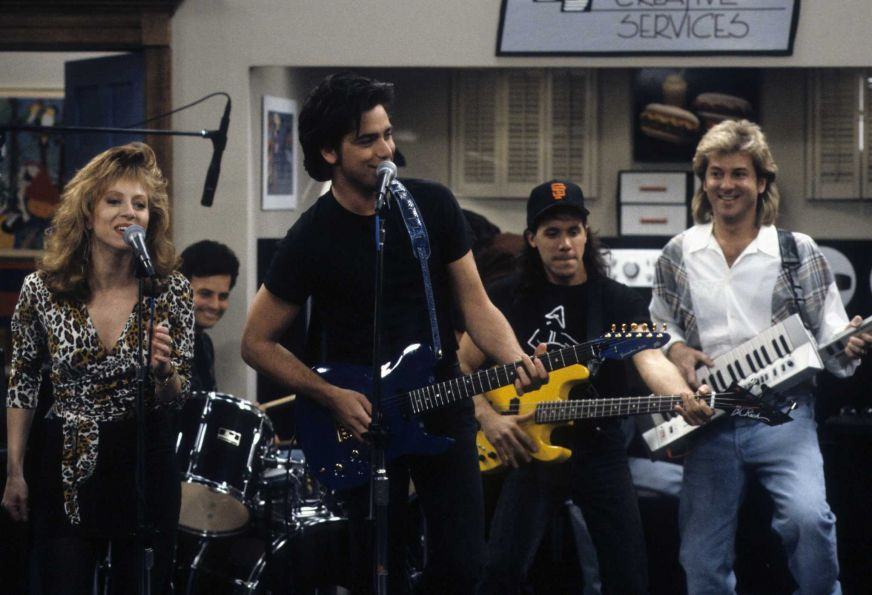 a musica forever do jesse and the rippers