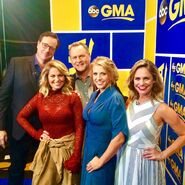 GMA - Fuller House season3