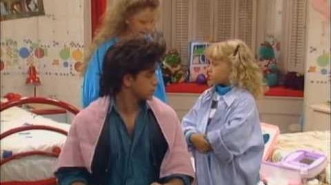 Full House Clips - Stephanie Gives Jesse a Haircut