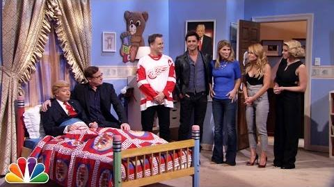 XD1/Full/Fuller House Cast On The Tonight Show