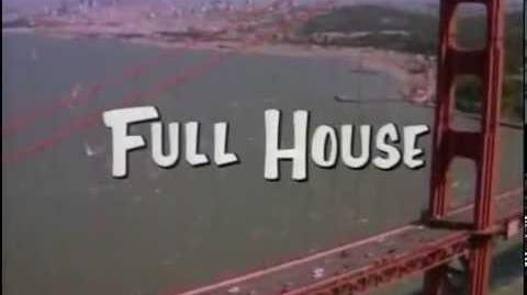 "Full House Season 1 Unaired ""John Posey"" Theme Song"