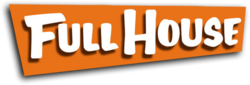 Full House TV series Logo2