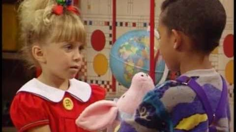 Full House- Michelle says goodbye to Teddy