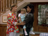 Uncles and Stephanie - Full House,S1 - Our Very First Show