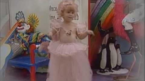 Full House Clip - Michelle dreams about pre-school (by request)