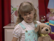 Jodie Sweetin as Stephanie Tanner1 - Full House,S1 - Our Very First Show