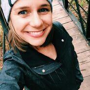 Andrea Barber selfie