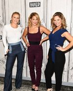 Jodie Sweetin, Candace Cameron Bure and Andrea Barber