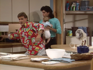 John Stamos, Dave Coulier and Mary-Kate or Ashley Olsen4 - Full House,S1 - Our Very First Show