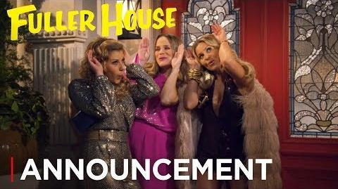 Fuller House The Farewell Season Announcement HD Netflix