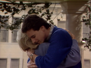 Bob Saget as Danny Tanner and Alice Hirson as Claire Tanner 3- Full House,S1 - Our Very First Show
