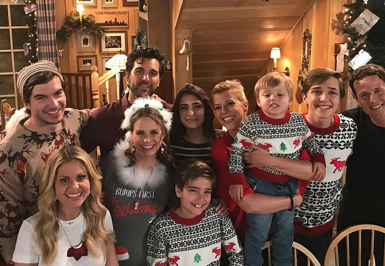 Full House Christmas Episodes.Oh My Santa Full House Fandom Powered By Wikia