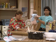 John Stamos, Dave Coulier and Mary-Kate or Ashley Olsen10 - Full House,S1 - Our Very First Show