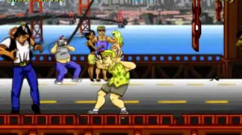 Full House Tournament Fighter Gameplay Footage