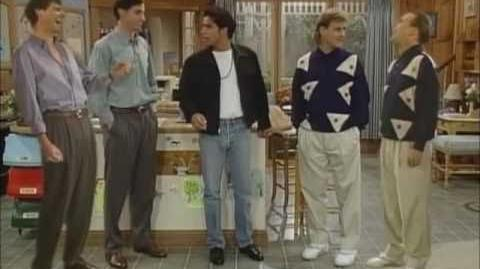 Full House Clip - Jesse imagines Danny and Joey have evil twins (by request)