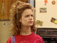 Kimmy Gibbler frown