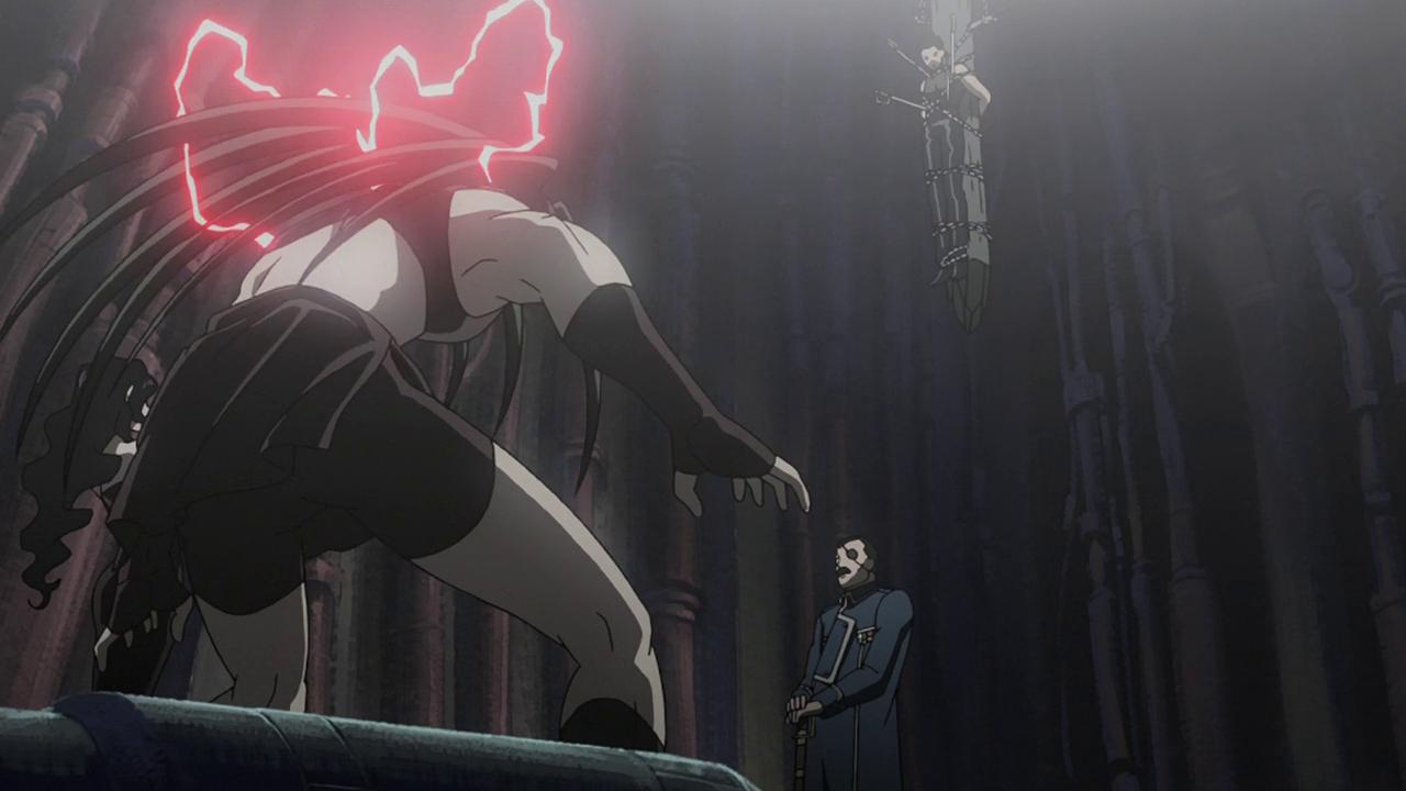Edward Elric Envy Fullmetal Alchemist Greed