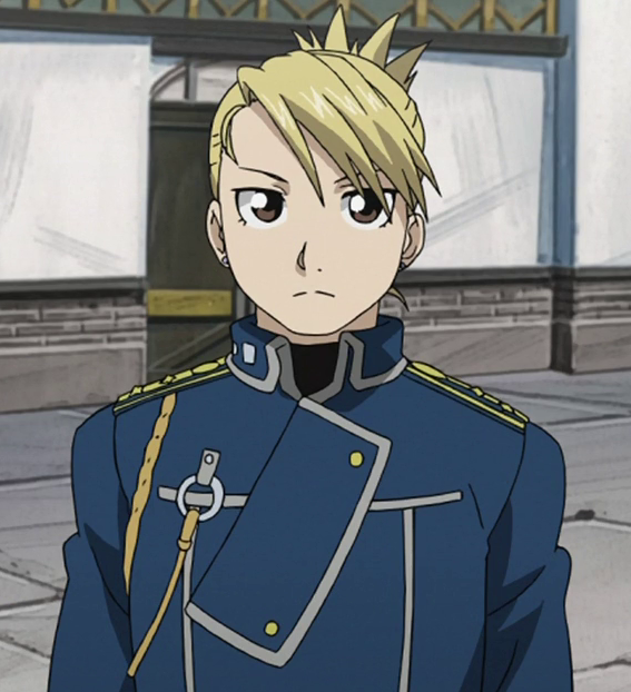 Image result for riza hawkeye