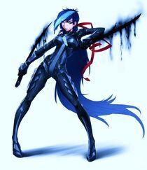 The She-Lightning