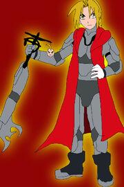 Mega Edward Elric