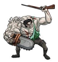 Chainsaw Billy (FMA)