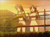 A Goddess Comes to Japan (Part 2: The Hot Spring)