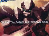 Full Metal Panic TSR OST