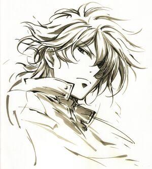 Setsuna F Seiei - Trailblazer 2010 Drawing