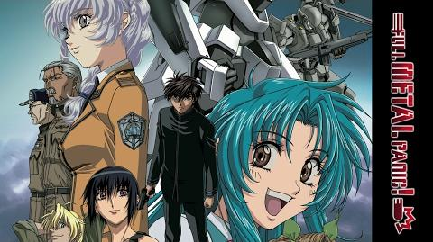 Full Metal Panic - Trailer