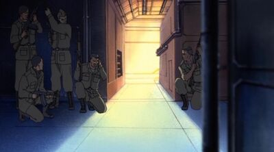 Soldiers akm