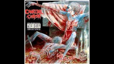 Cannibal Corpse - Necropedophile