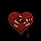Heart of erzulie