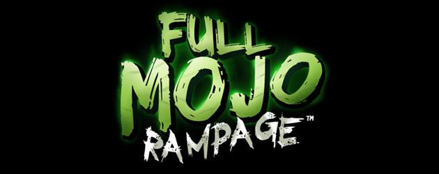 Full Mojo Rampage Black Logo