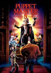 Puppet Master V Poster
