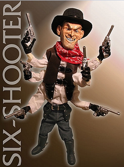 Six-Shooter
