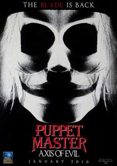 Puppet Master Axis