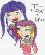 Jester and Joker by Agent Sarah