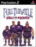 Full Throttle Hell on Whells PS2 cover
